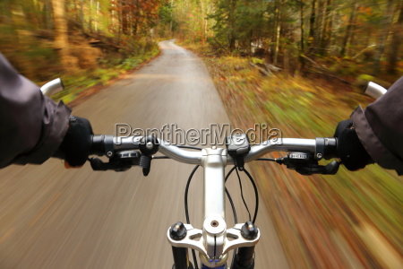 faster cyclists