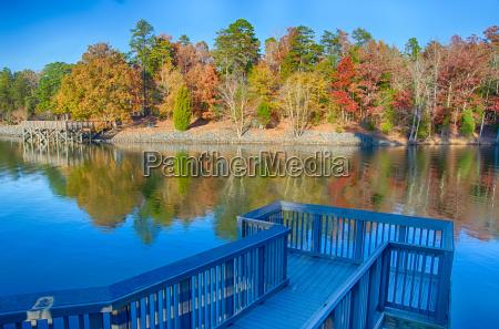 autumn landscape park in autumn the