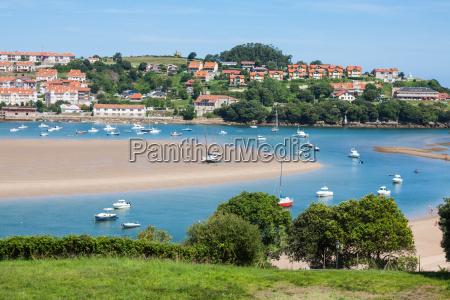 coastal village in cantabria san vicente