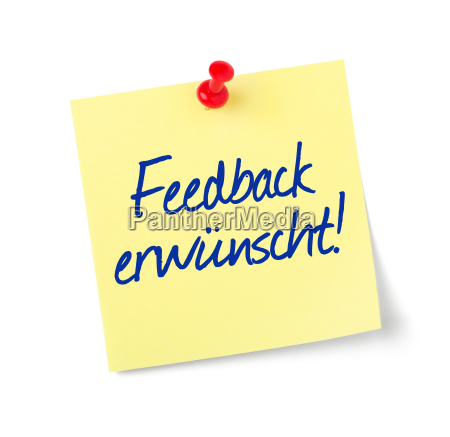stickies desirable feedback