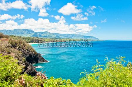 kauai north shore hawaii islands