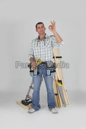 ok from a carpenter