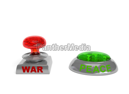 war and peace buttons