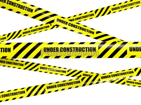 peligro industria precaucion barrera advertencia recordatorio