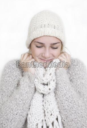 maedchen warm clothes