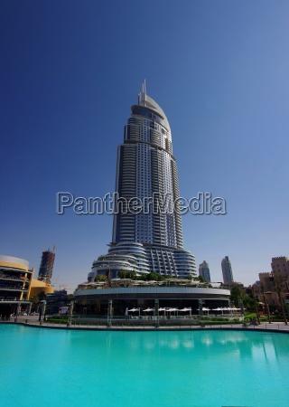 dubai burj khalifa fontains