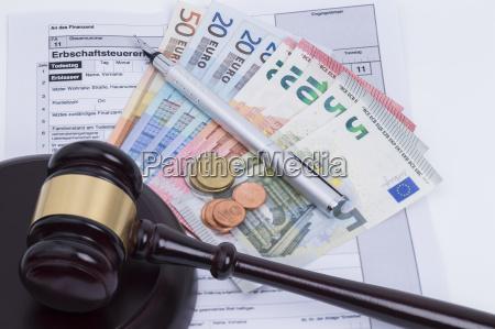 judgment inheritance tax