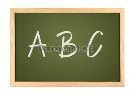 presentation board education learn letter language