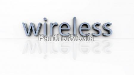 chrome word wireless