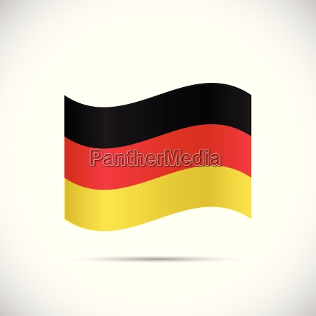 germany flag illustration