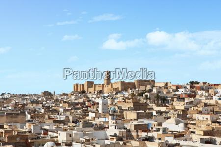 medina of sousse tunisia africa
