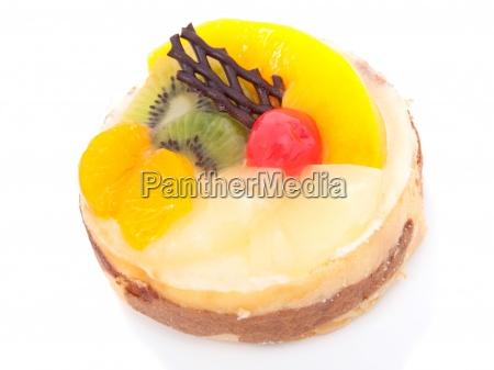 low calorie fruit cake