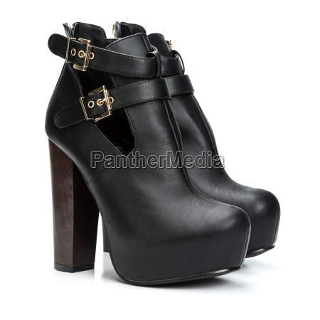 fashionable stiletto high heels shoes in