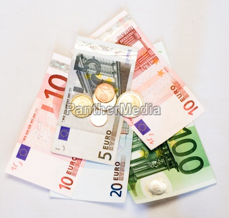 bank lending institution green currency coin