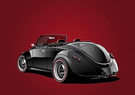 black convertible neulampeai