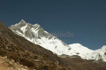 the roof of the world lhotse