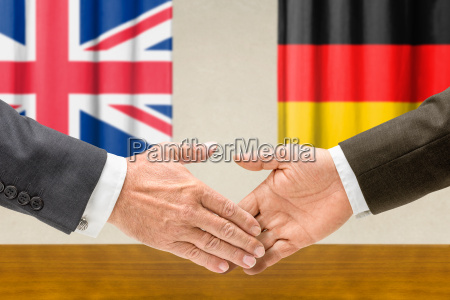 representatives of great britain and germany