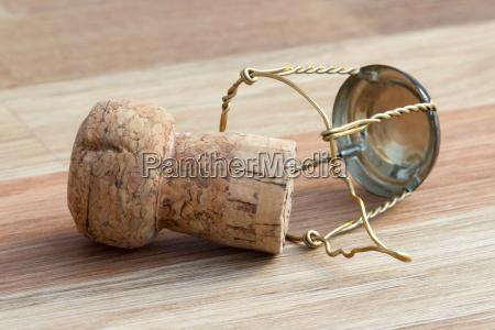 sparkling corks
