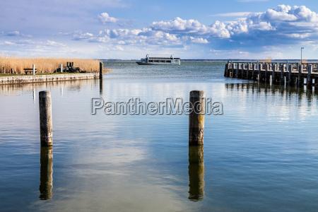 port on the bodden