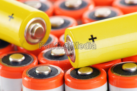 composition with alkaline batteries chemical waste