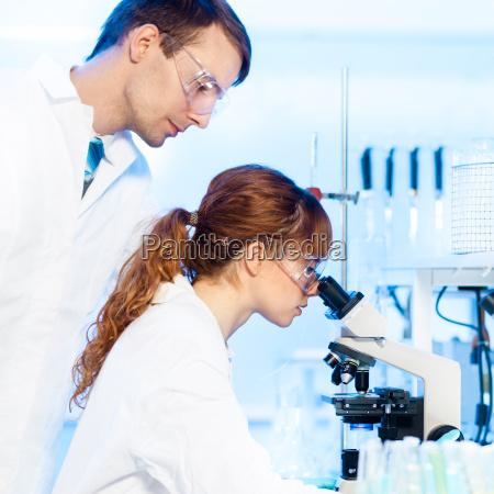 health, care, professionals, in, lab. - 13393196