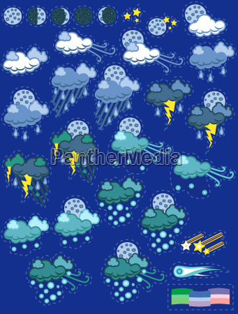 weather patches night