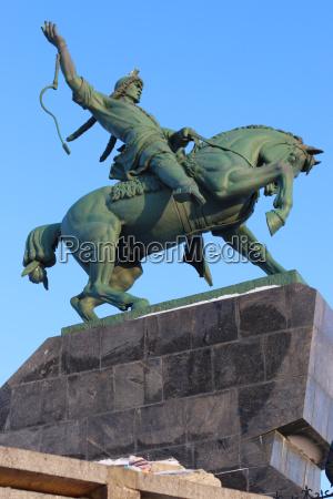 the, monument, to, salavat, yulaev - 13416206
