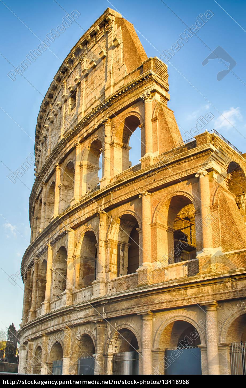 the, colosseum, , rome - 13418968