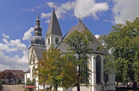 marienkirche in lippstadt
