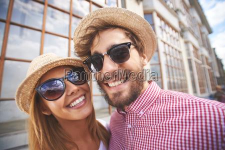 happy, guy, and, girl - 13423974