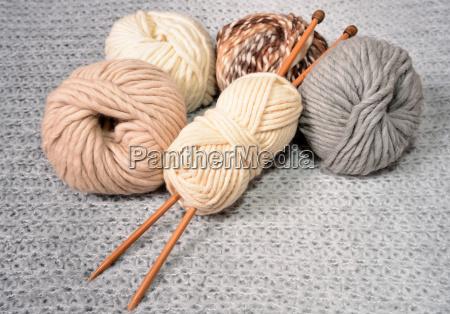 wool handmade knitting