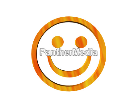 smiley icons isolated