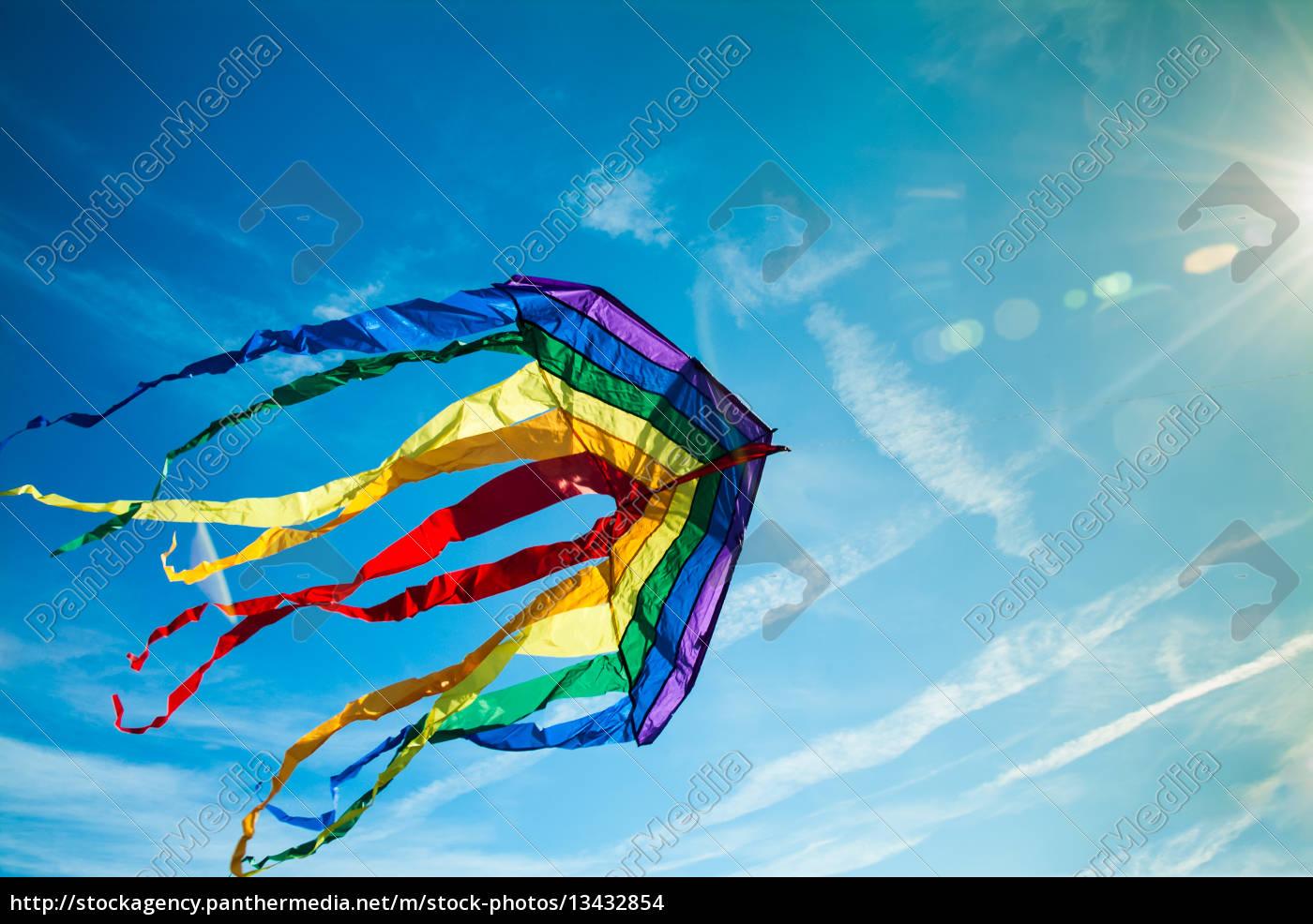 colorful, dragon, flies, in, the, sun - 13432854