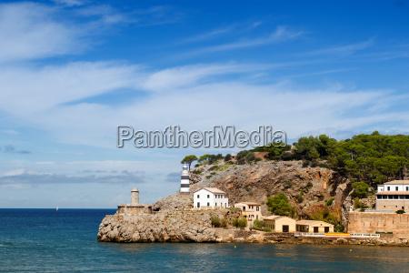 port of port de soller mallorca