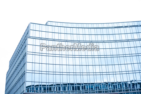 office building with windows