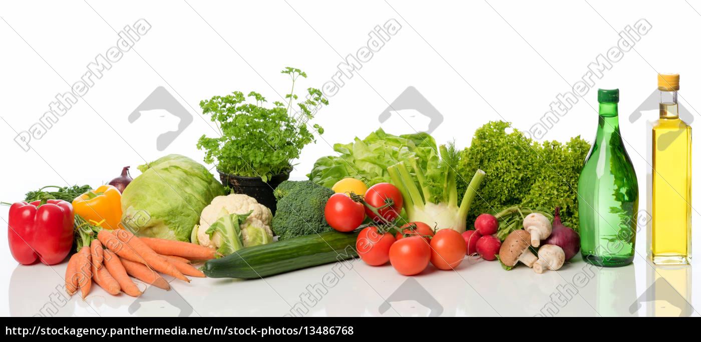various, types, of, vegetables, as, advertising - 13486768