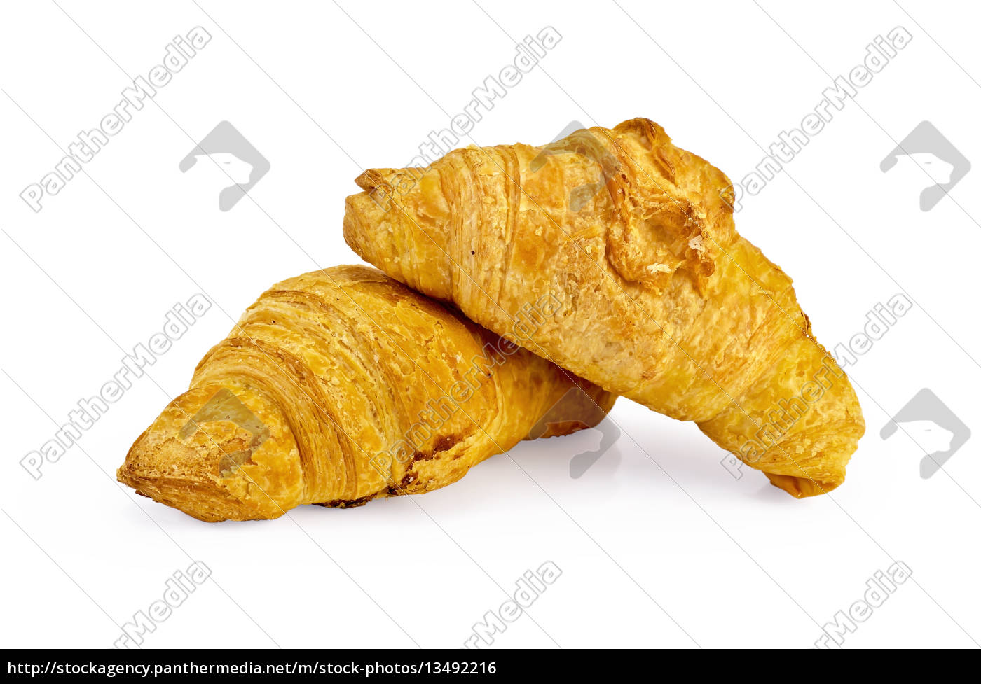 croissant, two - 13492216