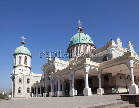 medhane alem cathedral addis ababa