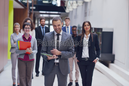 business, poeple, group - 13502908