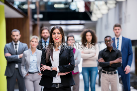 business, poeple, group - 13503098