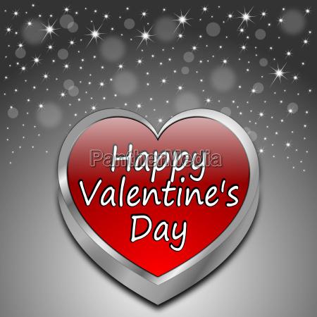 valentine valentines heart love i love