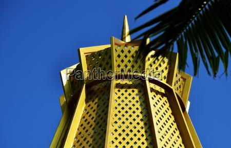golf roof construction