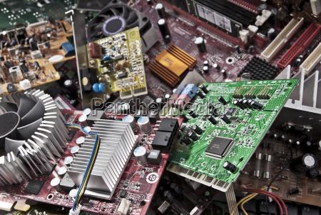 eletronica placa de circuito protecao ambiental