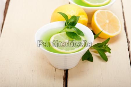mint, infusion, tea, tisane, with, lemon - 13511968