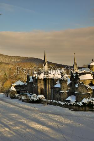 the loewenburg in kassel nordhessen