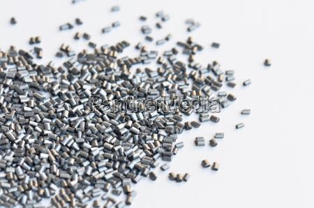 silver granulate