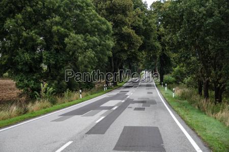 landroads in brandenburg