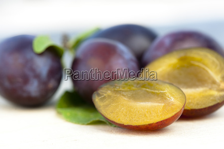 plum plum cut on a