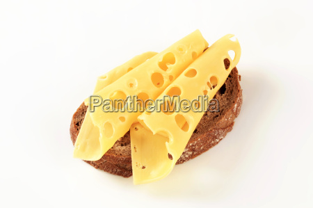bread, and, swiss, cheese - 13522414