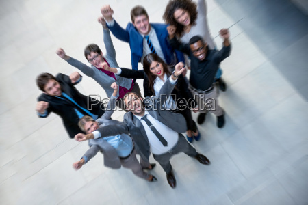 business, poeple, group - 13523974